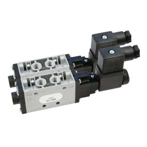 Poppet Spool Valves – AC Series