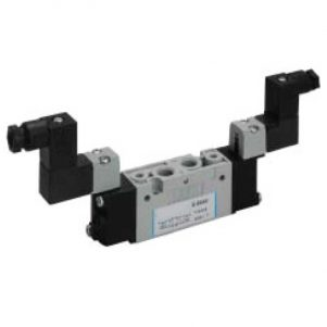 20mm – G1/8 Valves and Solenoid Valves – G6 Series