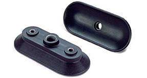 Vacuum Cups - Oval Concave
