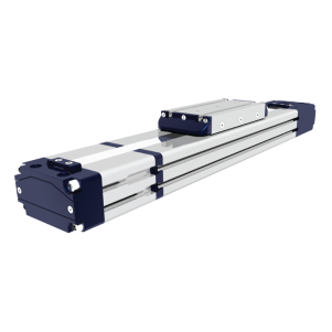 Single Carriage Rectangular Profile – EDF Series